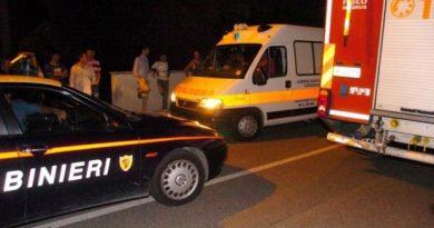 Tragedia nel Casertano: giovane muore carbonizzato nella sua auto