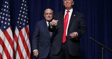 (VIDEO) Caso Iran, Rudy Giuliani plaude Trump