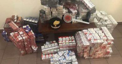 Casandrino. Carabinieri denunciano 49enne per contrabbando
