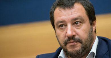"Coronavirus, Salvini: ""Da Governo 7 euro a testa"""