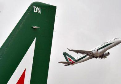Coronavirus, Alitalia razionalizza voli su 38 rotte