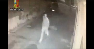 Napoli. Anche provino calcio a killer del vigilantes
