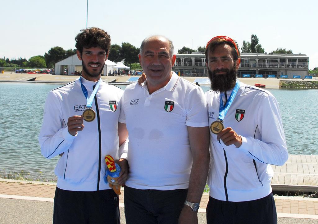 Canottaggio, Giochi del Mediterraneo: l'Italremo vince 5