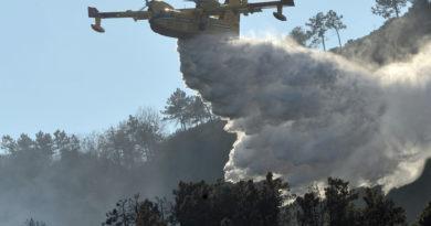 Incendi, in Campania stanziati 19 mln per contrasto roghi
