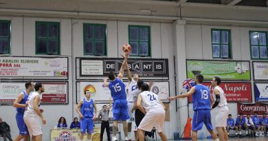 Basket Serie C. Gli Eagles Cava batte Portici