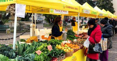 """Commercio estero, Coldiretti: """"Da Campania, boom alimentare"""""""