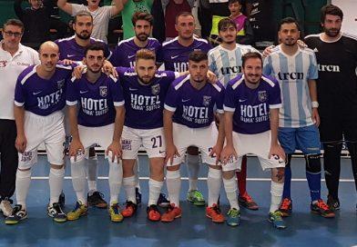 Calcio a 5. Festa in casa Futsal Aversa