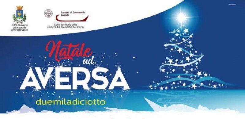 Juvecaserta Calendario.Natale Ad Aversa 2018 Ecco Il Calendario Degli Eventi