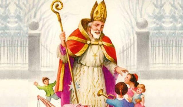 Babbo Natale E San Nicola.6 Dicembre Oggi Si Festeggia San Nicola Dalla Sua Leggenda