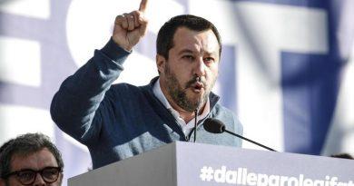 """(VIDEO) Caso Diciotti – votolo online M5S, Salvini: """"Vi dico la mia…"""""""