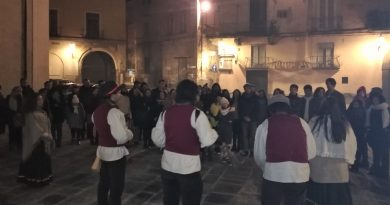 (FOTO) A Spasso con la Storia per far rivivere il centro antico di Aversa