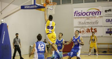 Basket Serie C. Il derby è griffato Bellizzi: i gialloblu passano a Salerno