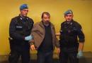 (VIDEO) Battisti preso in consegna dal GOM della Penitenziaria: subito nel carcere di Oristano