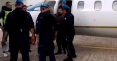 (VIDEO) Battisti in carcere a Oristano