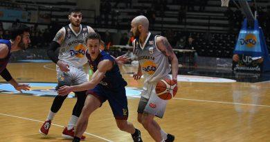 Basket Serie B. Va a Caserta il derby contro Salerno