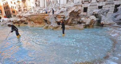 Roma. Le monete della Fontana di Trevi? Ecco come verranno riutilizzate