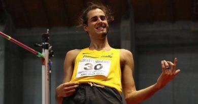 (VIDEO) Salto in alto, record per Gianmarco Tamberi