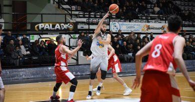 Basket Serie B. Juve Caserta batte Valmontone