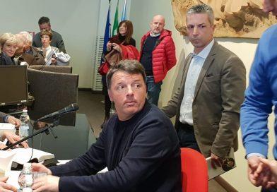 """(VIDEO) Bologna. Renzi: """"Hanno dato il Paese in mano al Matteo sbagliato"""""""