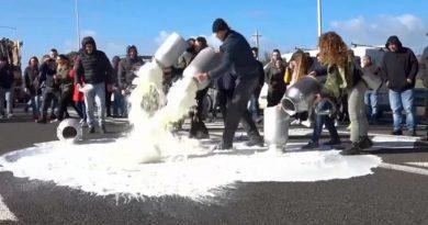 """(VIDEO) Il Movimento Pastori Sardi promette: """"Non ci fermeremo"""""""