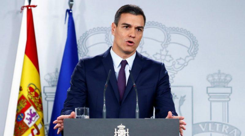 """(VIDEO) Spagna. L'annuncio di Sanchez: """"Elezioni anticipate"""""""