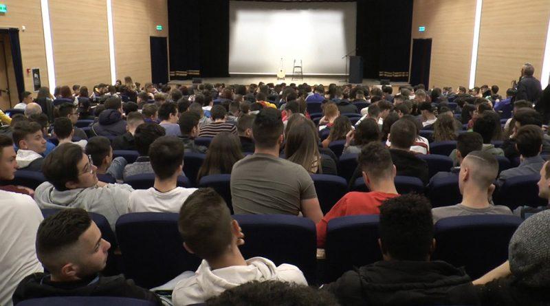 (VIDEO) Sala Consilina. Giornata della Legalità nel ricordo di Giorgio Ambrosoli
