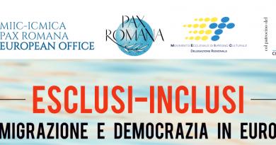 Napoli. Sabato il convegno 'Immigrazione e Democrazia in Europa'