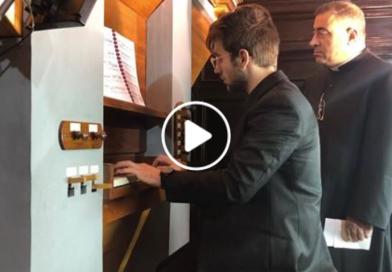 (VIDEO) Casaluce. Le note di Cimarosa risuonate nell'organo del Santuario della Madonna di Casaluce