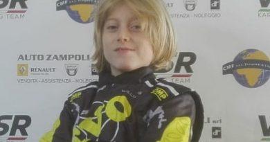 Karting, alle WSK Super Master Series anche un piccolo pilota aversano