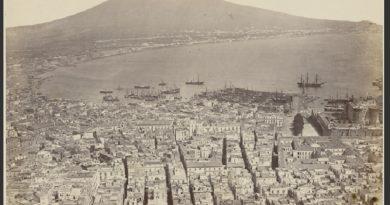 Foto rare ed inedite di Napoli: sfoglia la gallery