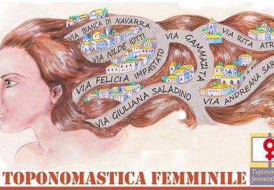 """Toponomastica femminile nel Casertano, l'associazione TF: """"Recuperire memoria storica femminile"""""""