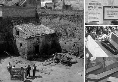 (FOTO) La Storia di Aversa. Via Santa Martella, la strage degli innocenti