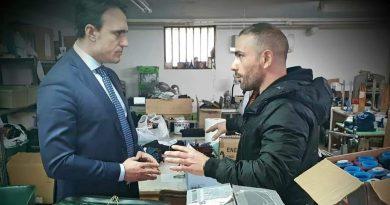 """180 posti di lavoro in Campania, Di Sarno: """"Campania protagonista del rilancio economico del Sud"""""""
