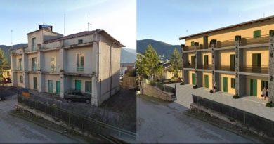 Piaggine. Edificio Caserma Forestale, approvata delibera per adeguamento sismico