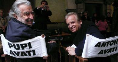 Pupi e Antonio Avati a Sorrento, 50 anni di successi