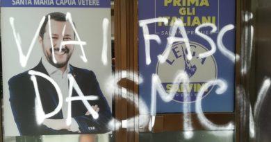 SMCV. Atto vandalico alla sede Lega