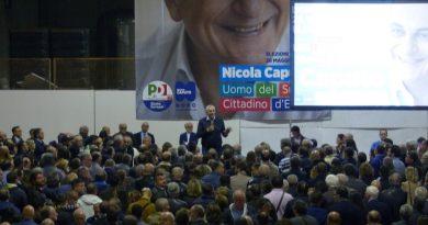 Europee, Nicola Caputo chiude la campagna elettorale