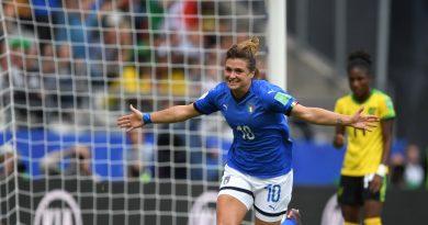 Women's World Cup, Italia show: strapazzata la Giamaica