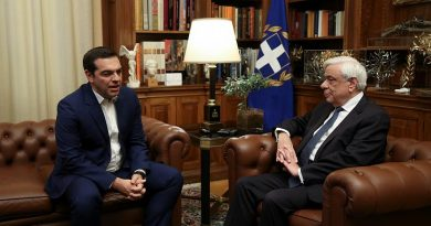 (VIDEO) Grecia. Incontro Paulopoulos-Tsipras, via libera ad elezioni anticipate