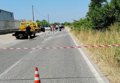 (FOTO/VIDEO) Incidente mortale sulla Trentola-Ischitella