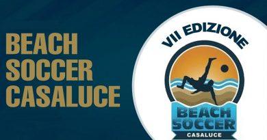 Tutto pronto per la settima edizione Beach Soccer Casaluce
