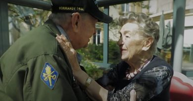 (VIDEO) Si amarono nel '44, dopo il D-Day: veterano americano la ritrova 75 anni dopo