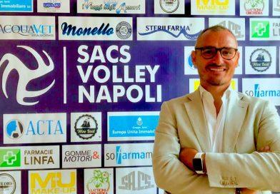 Volley. Calabrese nuovo coach della SACS Team Volley Napoli