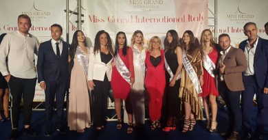 Miss Grand International approda a Casaluce
