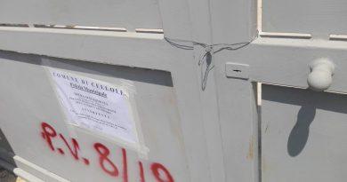 (FOTO) Cellole. Abusivismo, sequestrati due immobili in costruzione a Baia Domizia