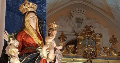 Casaluce. Solenni festeggiamenti S. Maria ad Nives: presentato il programma