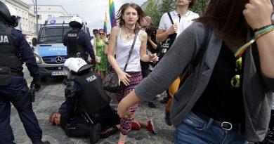 (VIDEO) Ai nazionalisti polacchi non piace il Gay Pride