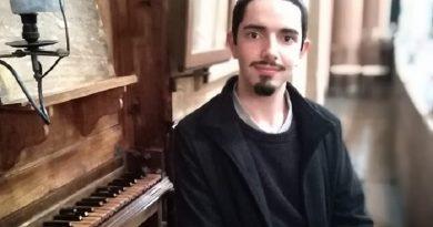 Casaluce. Sabato concerto dell'organista Luca Grosso