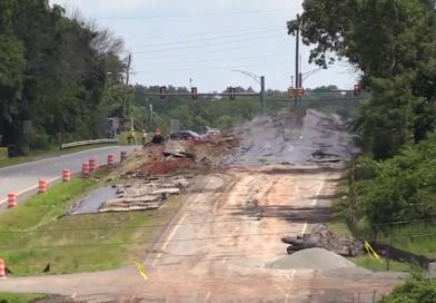 (VIDEO) Ecco come rifanno le strade negli Usa