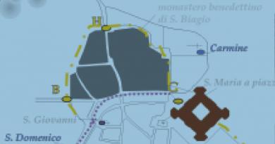 Aversa. Caso via San Biagio, le mura abbattute erano Angioine